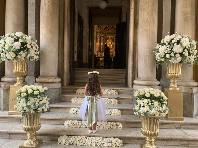 Il matrimonio di Salvio e Roberta a Napoli, Napoli 18