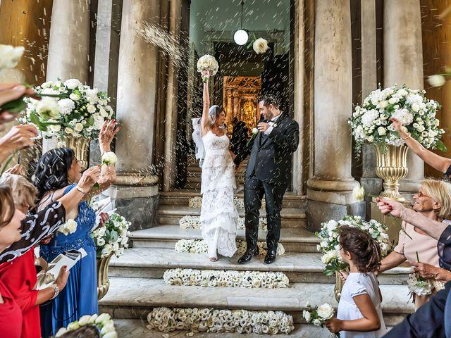 Il matrimonio di Salvio e Roberta a Napoli, Napoli 19