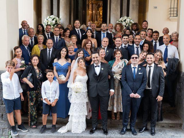 Il matrimonio di Salvio e Roberta a Napoli, Napoli 20