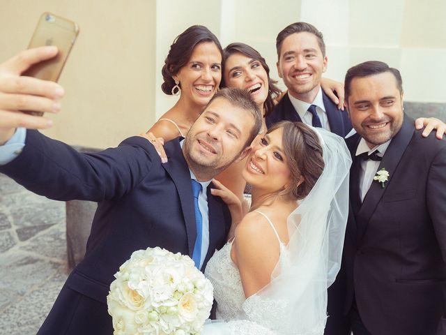 Il matrimonio di Salvio e Roberta a Napoli, Napoli 21