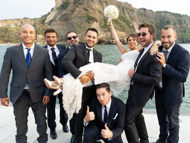 Il matrimonio di Salvio e Roberta a Napoli, Napoli 27
