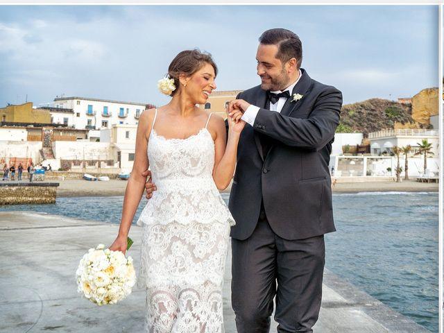 Il matrimonio di Salvio e Roberta a Napoli, Napoli 31