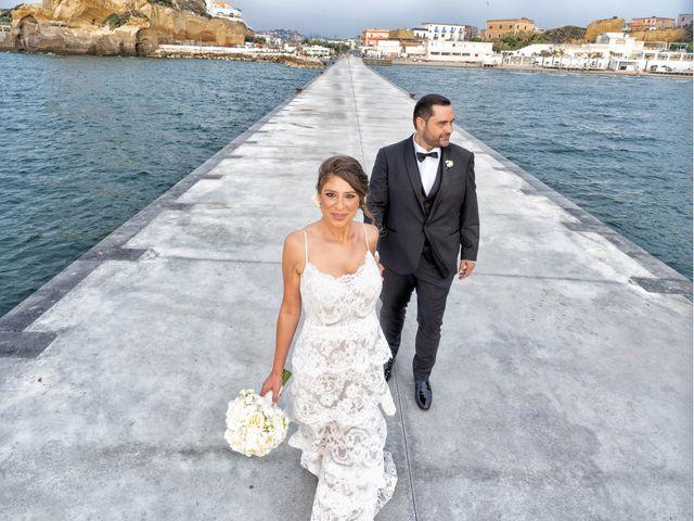 Il matrimonio di Salvio e Roberta a Napoli, Napoli 42