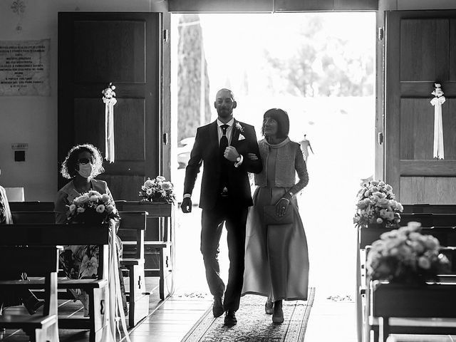 Il matrimonio di Alberto e Silvia a Santo Stino di Livenza, Venezia 17