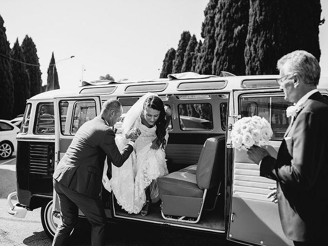Il matrimonio di Alberto e Silvia a Santo Stino di Livenza, Venezia 19