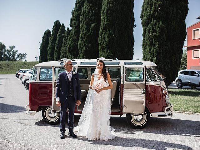 Il matrimonio di Alberto e Silvia a Santo Stino di Livenza, Venezia 20