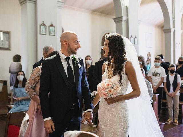 Il matrimonio di Alberto e Silvia a Santo Stino di Livenza, Venezia 23