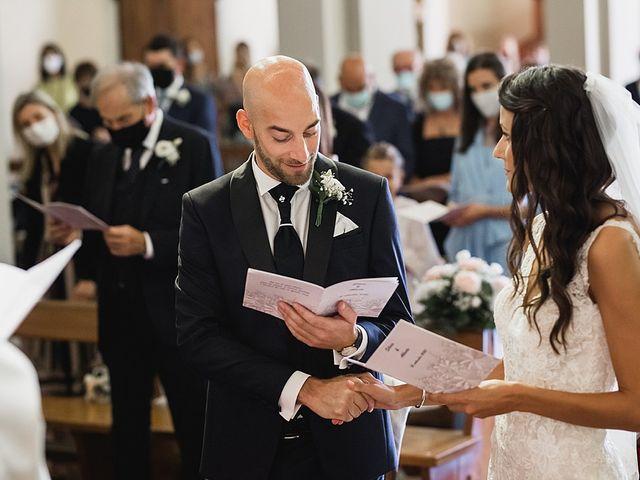 Il matrimonio di Alberto e Silvia a Santo Stino di Livenza, Venezia 25