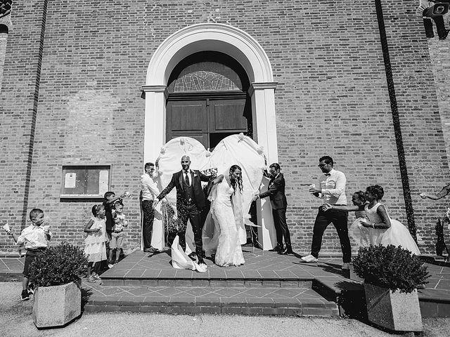 Il matrimonio di Alberto e Silvia a Santo Stino di Livenza, Venezia 29