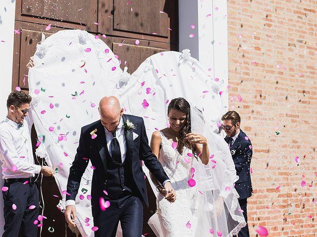 Il matrimonio di Alberto e Silvia a Santo Stino di Livenza, Venezia 30