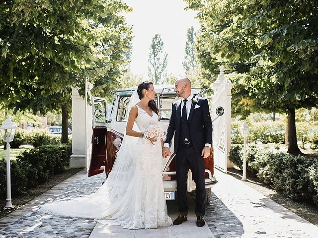 Il matrimonio di Alberto e Silvia a Santo Stino di Livenza, Venezia 32