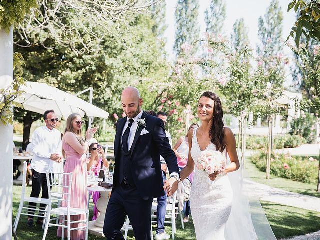 Il matrimonio di Alberto e Silvia a Santo Stino di Livenza, Venezia 33