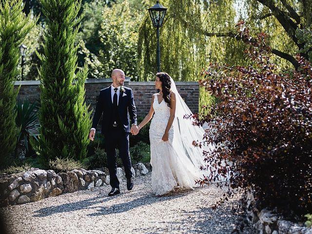 Il matrimonio di Alberto e Silvia a Santo Stino di Livenza, Venezia 38