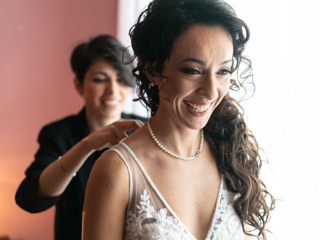 Il matrimonio di Viviana e Francesco a Foggia, Foggia 11
