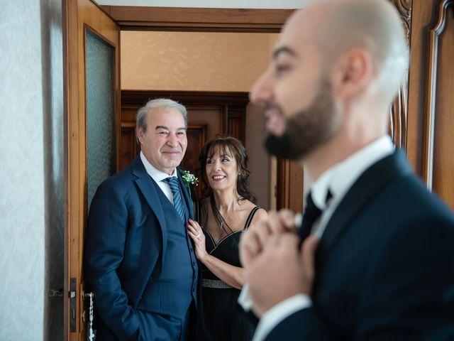 Il matrimonio di Viviana e Francesco a Foggia, Foggia 15