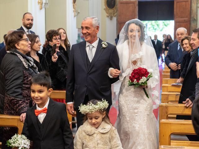Il matrimonio di Viviana e Francesco a Foggia, Foggia 21