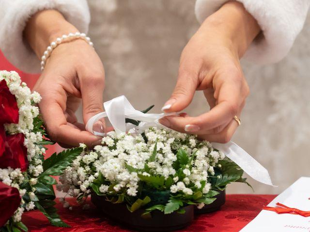 Il matrimonio di Viviana e Francesco a Foggia, Foggia 23