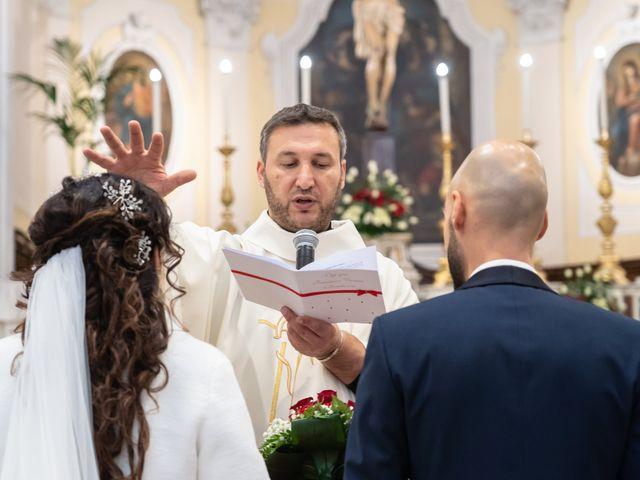 Il matrimonio di Viviana e Francesco a Foggia, Foggia 24