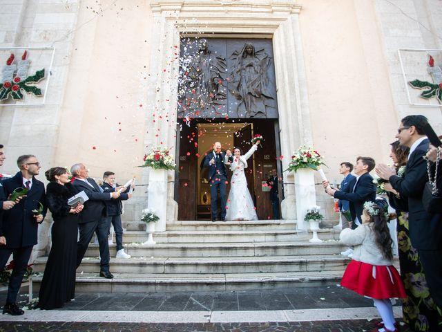 Il matrimonio di Viviana e Francesco a Foggia, Foggia 25