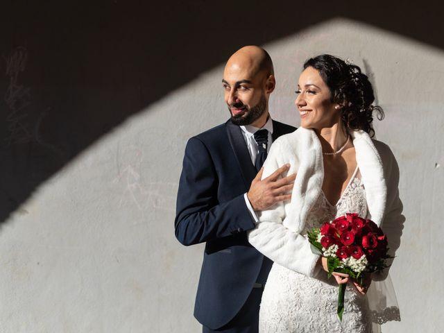 Il matrimonio di Viviana e Francesco a Foggia, Foggia 26