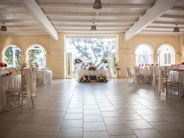 Il matrimonio di Viviana e Francesco a Foggia, Foggia 31