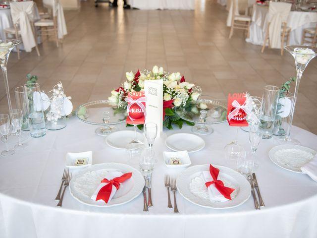 Il matrimonio di Viviana e Francesco a Foggia, Foggia 32