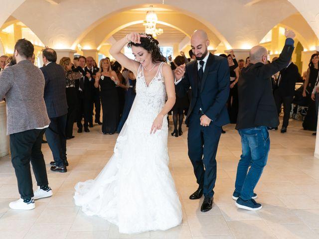 Il matrimonio di Viviana e Francesco a Foggia, Foggia 34