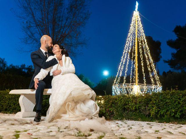 Il matrimonio di Viviana e Francesco a Foggia, Foggia 43