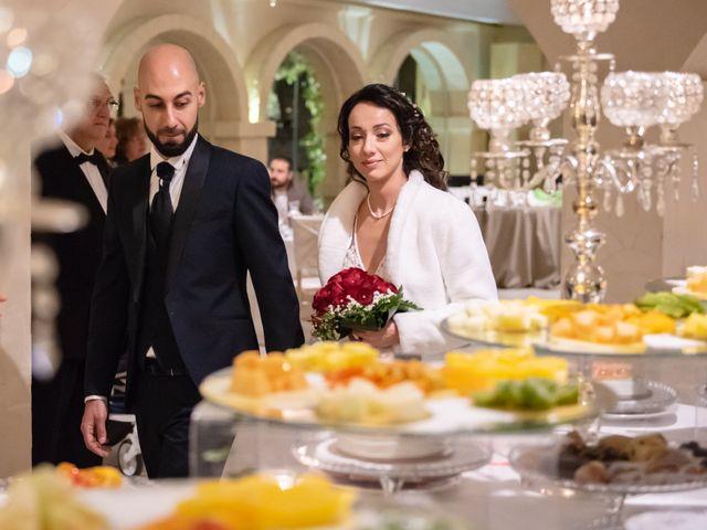 Il matrimonio di Viviana e Francesco a Foggia, Foggia 47
