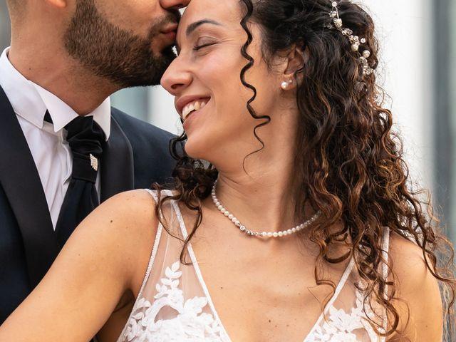 Il matrimonio di Viviana e Francesco a Foggia, Foggia 51