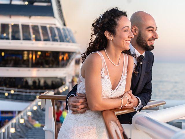 Il matrimonio di Viviana e Francesco a Foggia, Foggia 1