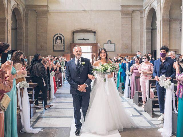 Il matrimonio di Federica e Tommaso a Firenze, Firenze 10