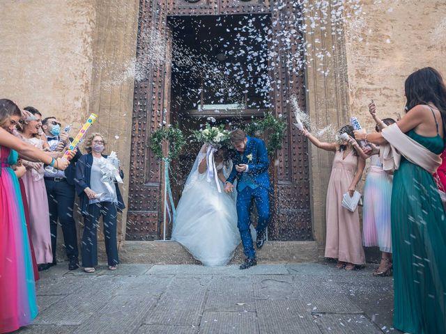 Il matrimonio di Federica e Tommaso a Firenze, Firenze 16