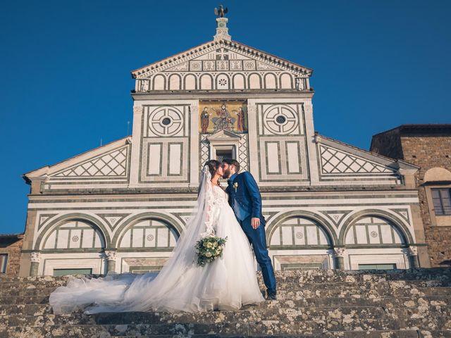 Il matrimonio di Federica e Tommaso a Firenze, Firenze 20