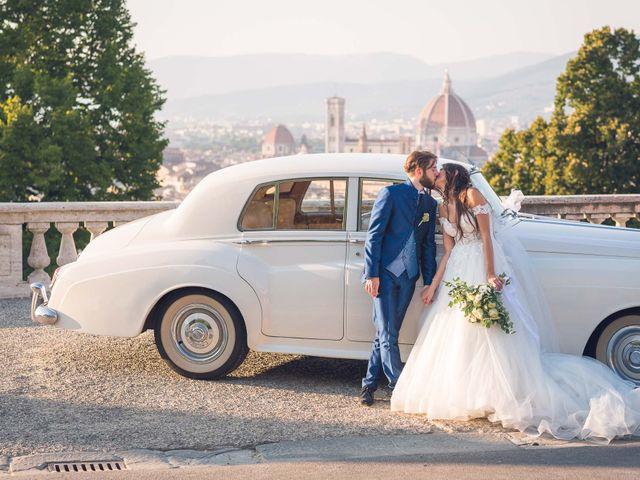 Il matrimonio di Federica e Tommaso a Firenze, Firenze 23