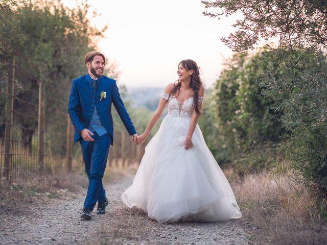 Il matrimonio di Federica e Tommaso a Firenze, Firenze 29