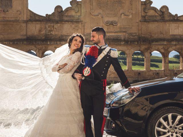 Il matrimonio di Angela e Giuseppe a Leonforte, Enna 6