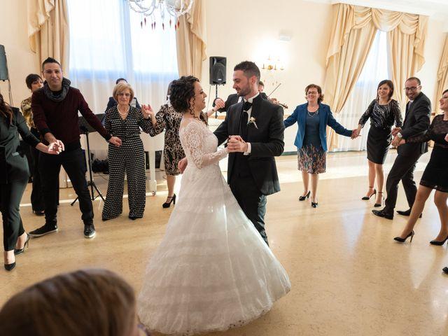 Il matrimonio di Angela e Giuseppe a Leonforte, Enna 9