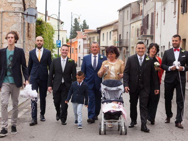 Il matrimonio di Paolo e Gloria a Amelia, Terni 2