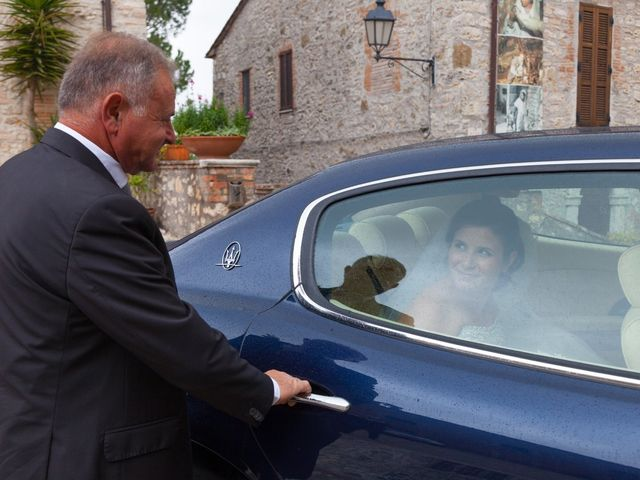 Il matrimonio di Paolo e Gloria a Amelia, Terni 12
