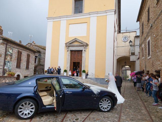 Il matrimonio di Paolo e Gloria a Amelia, Terni 13
