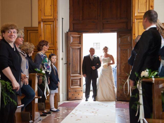 Il matrimonio di Paolo e Gloria a Amelia, Terni 14