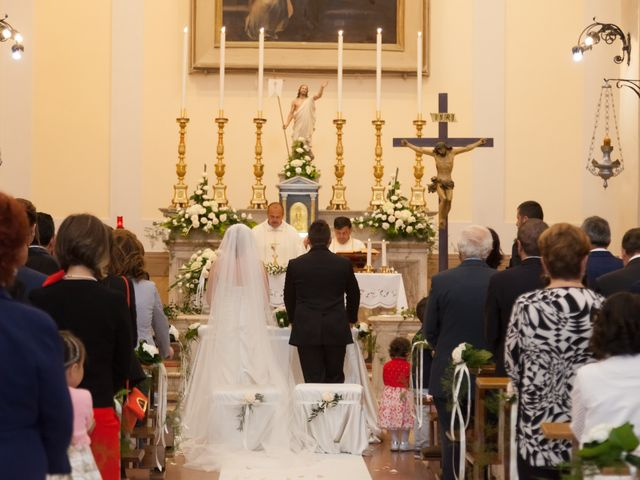 Il matrimonio di Paolo e Gloria a Amelia, Terni 15