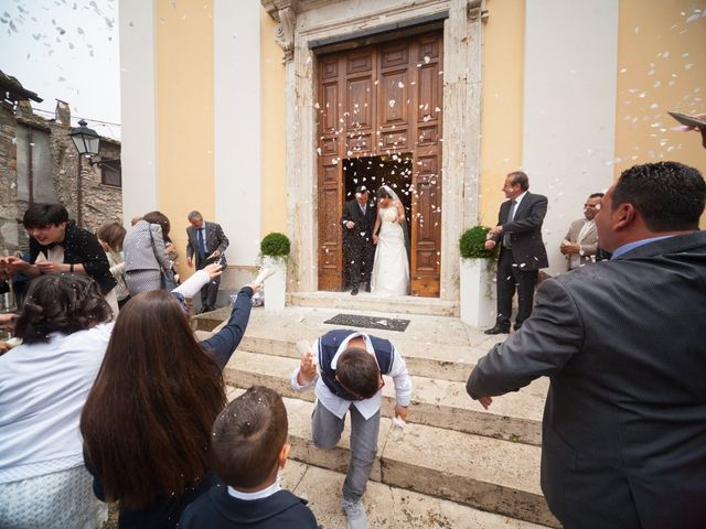 Il matrimonio di Paolo e Gloria a Amelia, Terni 26