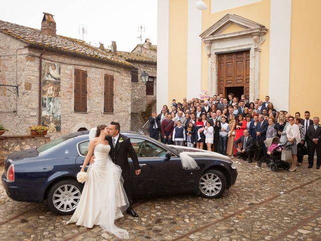 Il matrimonio di Paolo e Gloria a Amelia, Terni 27
