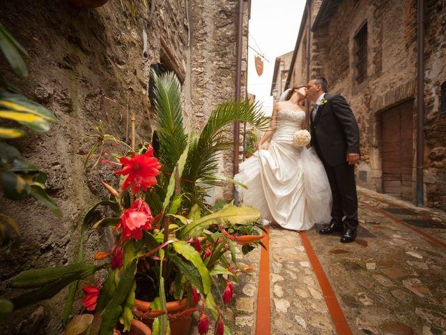 Il matrimonio di Paolo e Gloria a Amelia, Terni 28