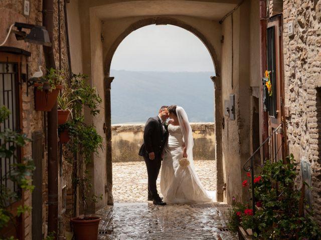 Il matrimonio di Paolo e Gloria a Amelia, Terni 31