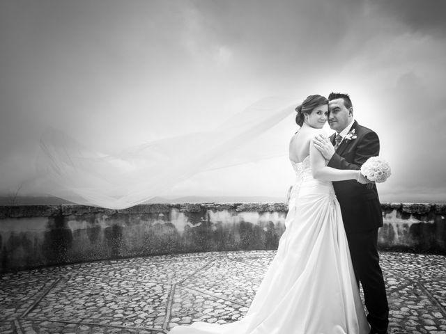 Il matrimonio di Paolo e Gloria a Amelia, Terni 1