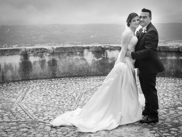 Il matrimonio di Paolo e Gloria a Amelia, Terni 33