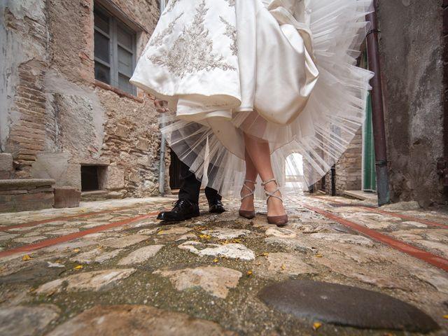 Il matrimonio di Paolo e Gloria a Amelia, Terni 35